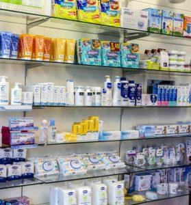 prodotti per infanzia farmacia Pietro Cossa Torino