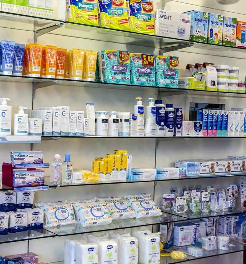 infanzia Farmacia Pietro Cossa Torino