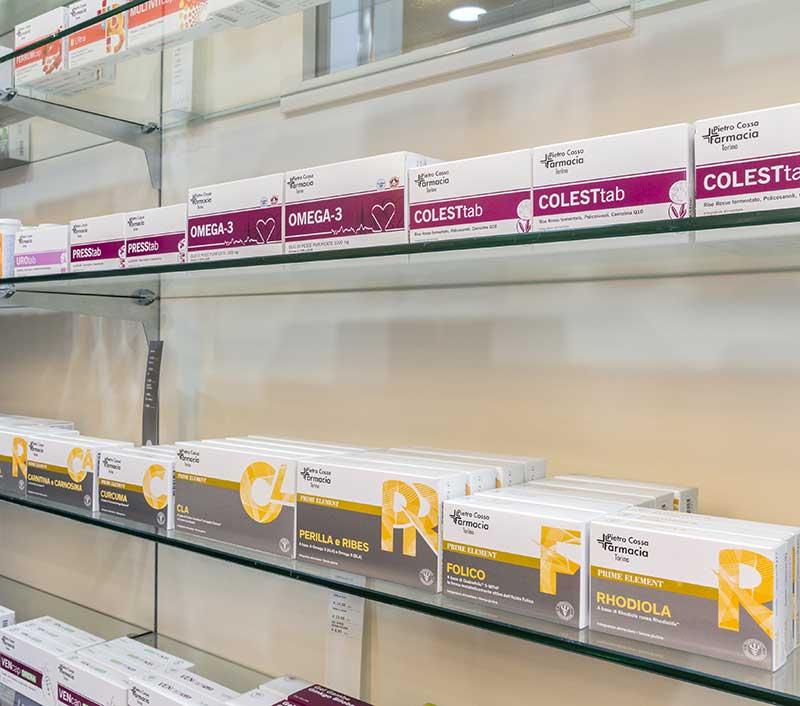 omeopatia e Naturale Farmacia Pietro Cossa Torino